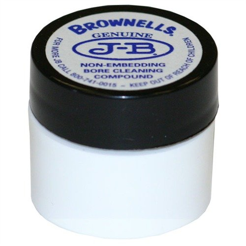 1/4 oz. J-B Bore Cleaning Compound