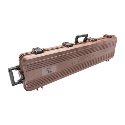 "Brownells 52"" Hard Rifle Case"