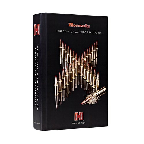 Handbook of Cartridge Reloading 10th Edition