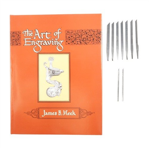 Beginner's Engraving Kit and Book