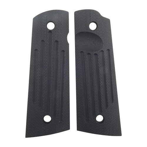 Carry Groove Grips, Square Bottom