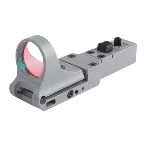 SlideRide Polymer 6 MOA Standard Switch, Gray