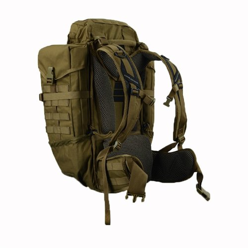 Halftrack Pack - Coyote Brown