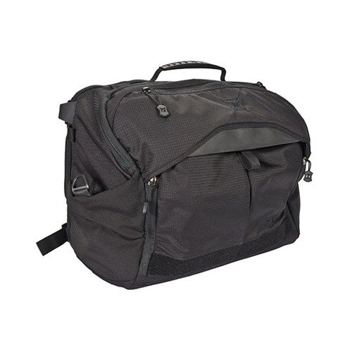 EDC Courier Messenger Bag-Black