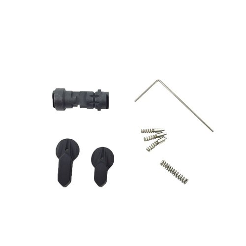 SCAR Talon Ambidextrous 45/90 Safety Selector Black Kit