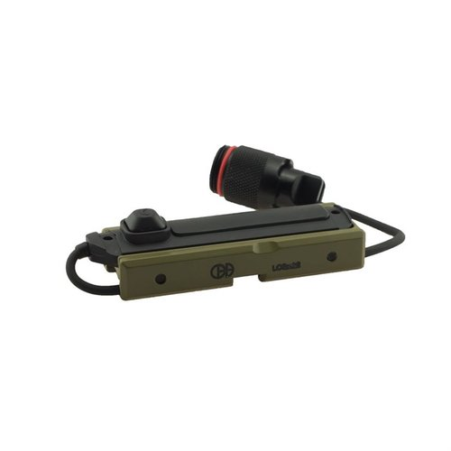 Light Control System Streamlight ProTac Picatinny FDE