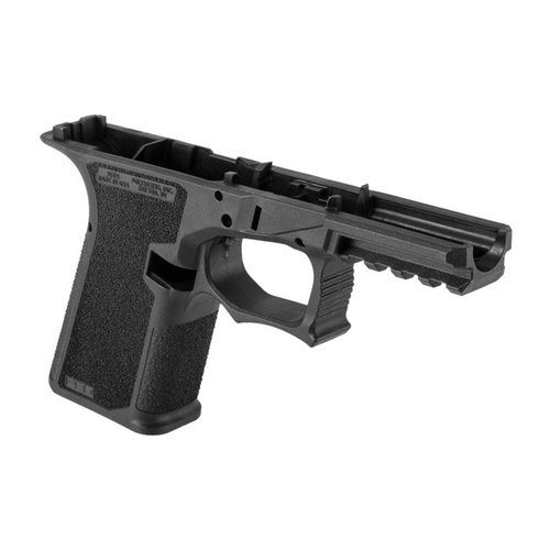 PFC9™ G19/23 Serialized Frame Aggressive Texture Black