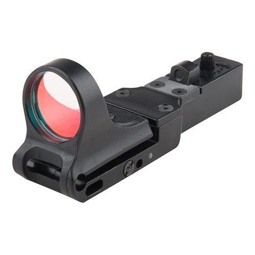 SlideRide Polymer 6 MOA Standard Switch, Black