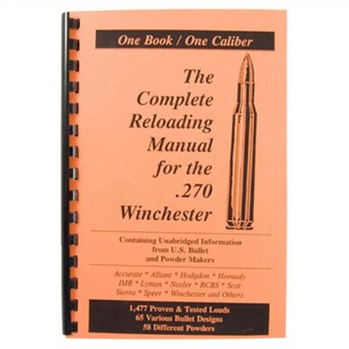 Loadbook-270 Winchester