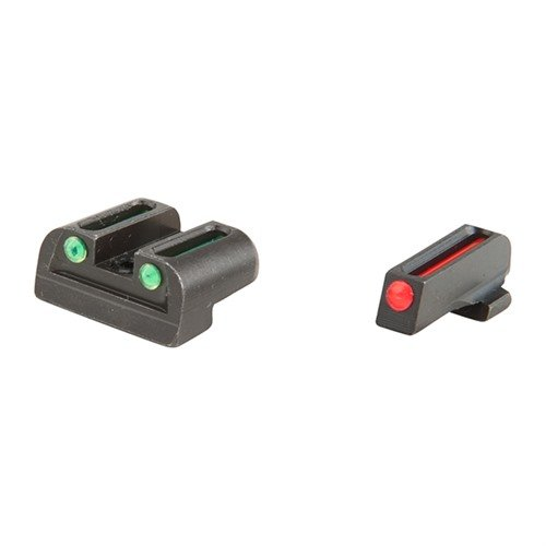 Brite-Site Fiber Optic Sig #8/#8 sight set